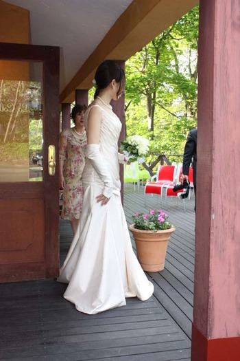 ウェディングドレス マーメイド フルオーダーメイド