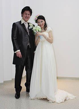 カラードレス カクテルドレス ウェディングフォト 婚礼写真