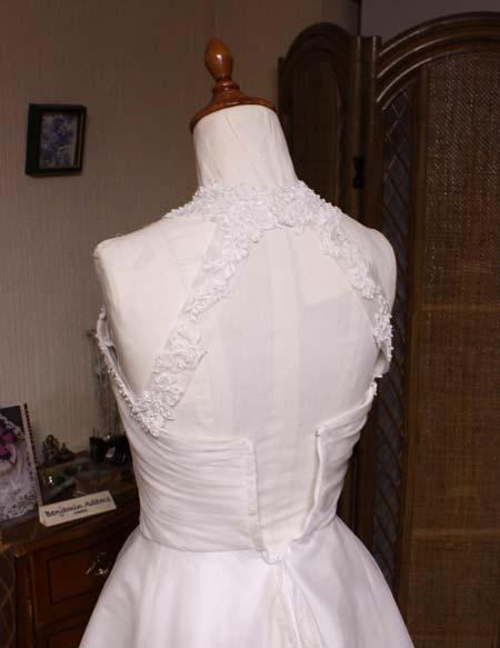 上半身バックッスタイル ドレス