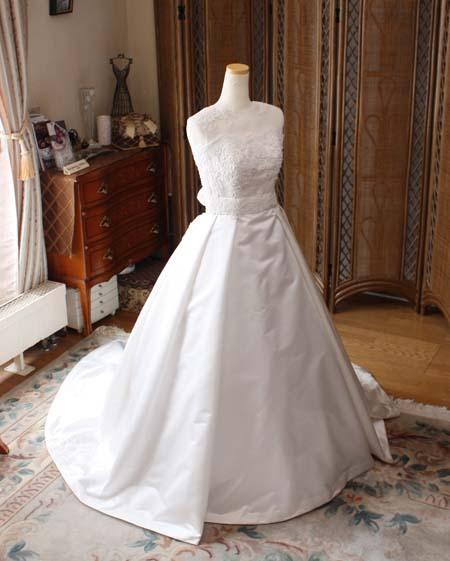 オートクチュール ウェディングドレス