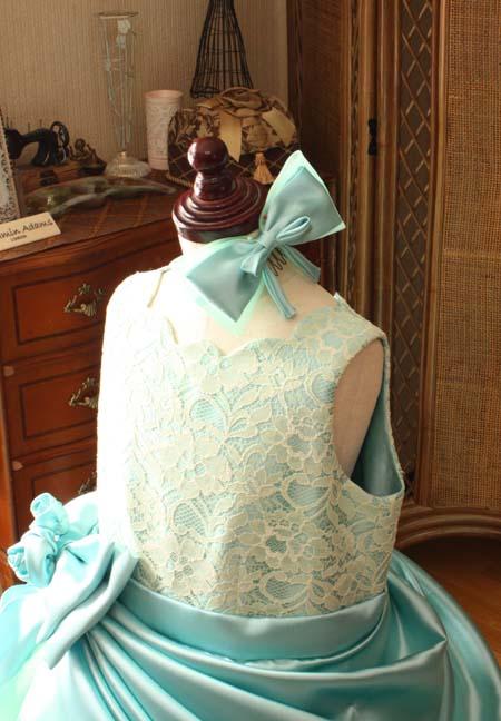 子供ドレス デザイン