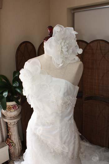 ウェディングドレス マーメイド