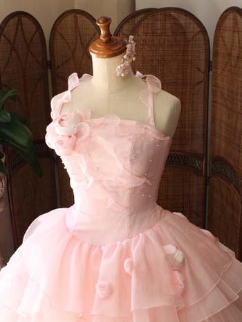 カクテルドレス 結婚式のお色直しドレス