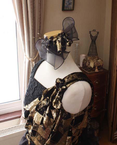 演奏者用 ヘッドドレス