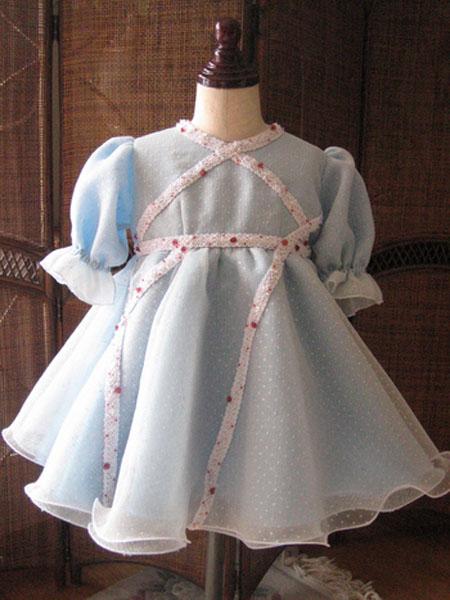 子供用ウェディングドレス