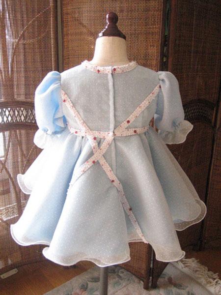 子供用 結婚式のドレス