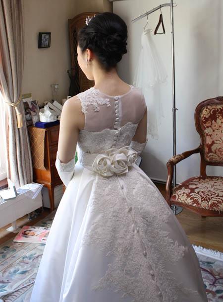 結婚式前のトータルコーディネート