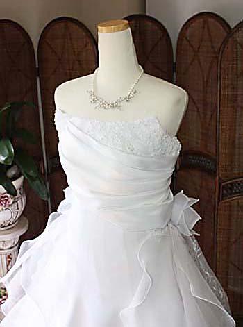 北海道帯広市の花嫁ウェディングドレス