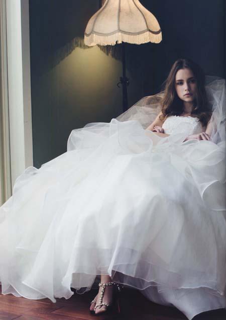 ウェディングドレス  ジョセリン ブランシェ