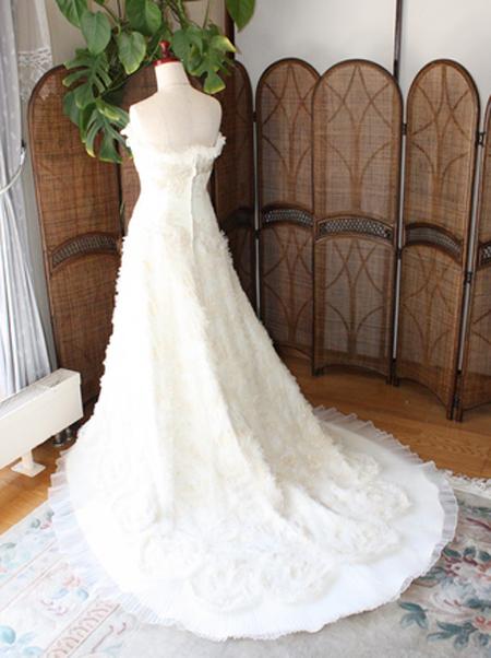 ビンテージウェディングドレス