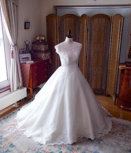 札幌市の花嫁様ウェディングドレス