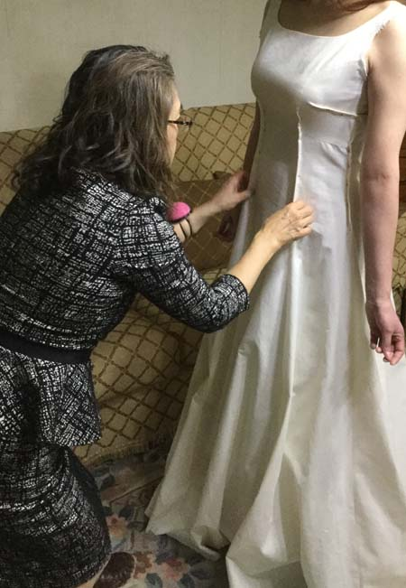 札幌のウェディングドレス 専門店