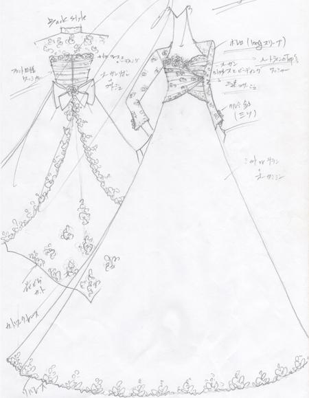 ウェディングドレス 選ばれるドレスのデザインと花嫁の喜び