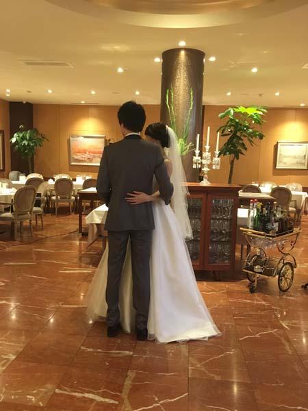 レストランウェディングで結婚式