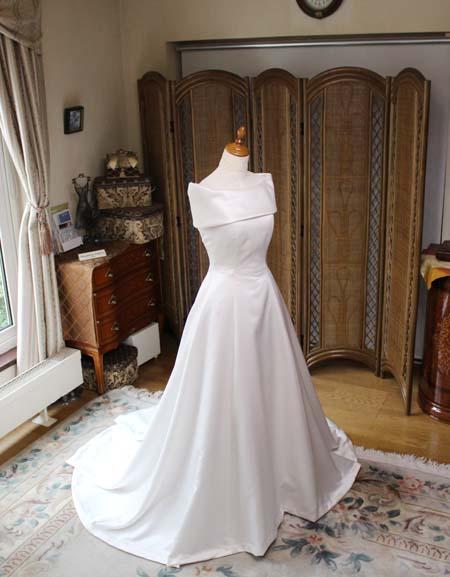 ウェディングドレスのオーダーメイド