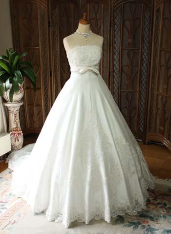 オーダーメイド ウェディングドレス 卒業花嫁様ドレス