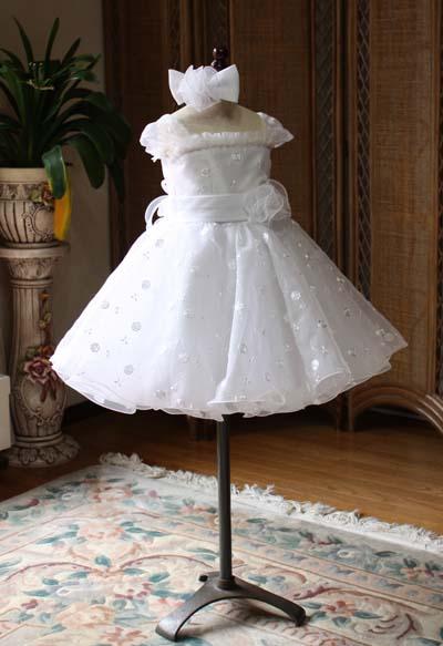 子供用ウェディングドレス オーダーメイド