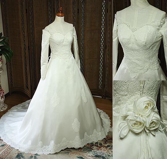 敏感肌の花嫁にお勧めするオーダーメイドウェディングドレス