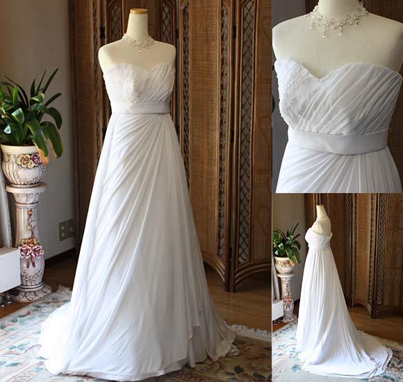 ウェディングドレスのリメイク