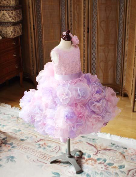 子供用パーティードレス 結婚式用