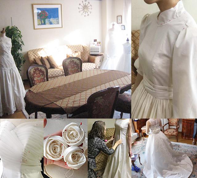 メタモールフォーゼ ウェディング 2018年ウェディングドレス 札幌店と埼玉店