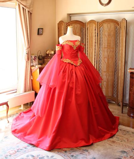 企業様向けのドレスデザイン