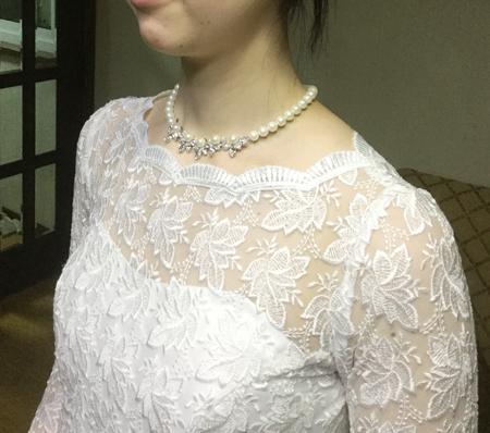 最終フィッティングと本仮縫い