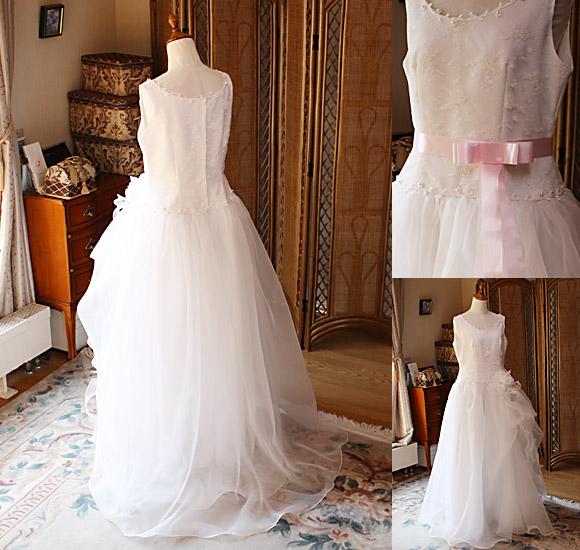 シルエットの構成と喜ばれるドレス制作