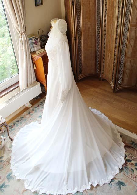 ヴィンテージ ウェディングドレス オーダーメイド 札幌店