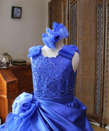 アトリエで作る繊細なドレス製作 オーダーメイドドレス