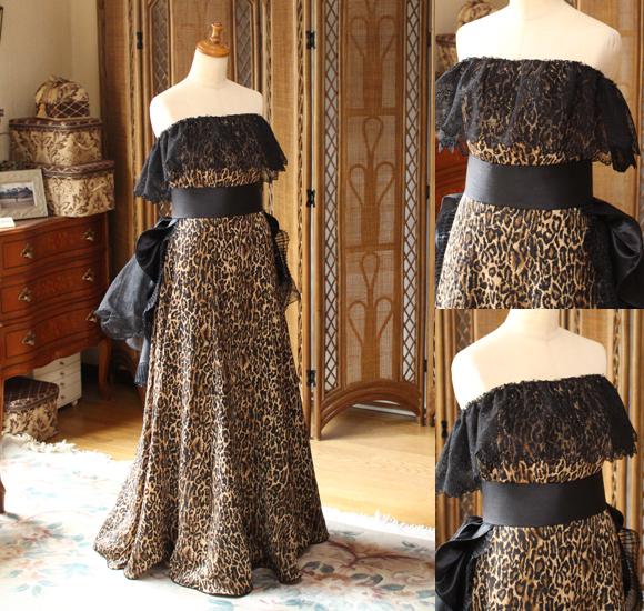 コンサートドレス ロングスカート フルオーダーメイドドレス