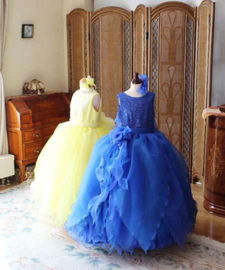 入賞者記念コンサートドレス オーダーメイド 全国販売