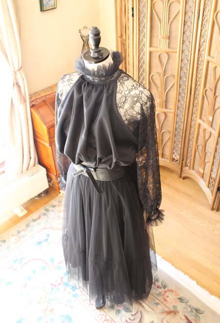 レセプションドレス オーダーメイド制作