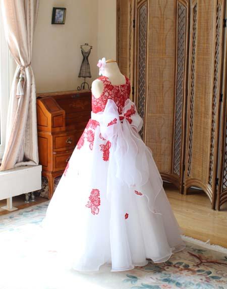 2WAYリボン ドレス製作