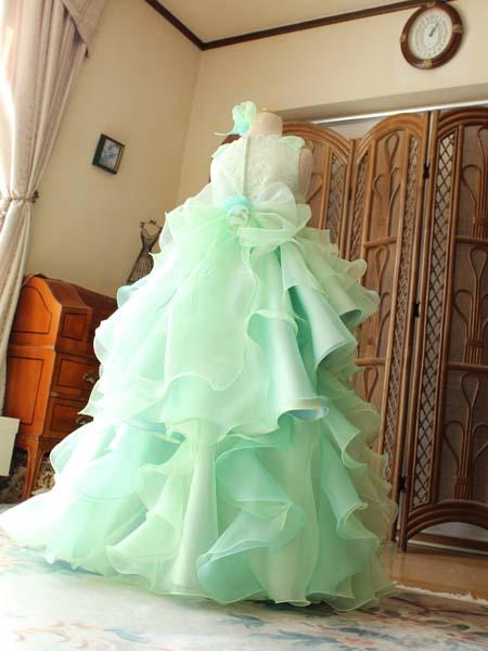 とびっきり可愛い!大好評のメタモールフォーゼのドレス
