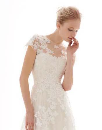 ウェディングドレス イメージと雰囲気