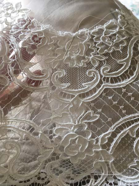 ハンドメイドで作るドレス
