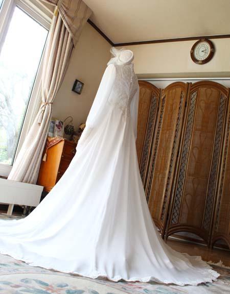 花嫁様に合わせた適性のサイズ