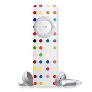 Renew your iPod!iStyles<アイスタイルズ>iPod shuffle用プロテクトスキン(シール)iPod Ski...