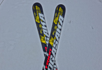 GS ski