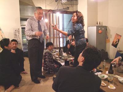 神戸第12クラス懇親会