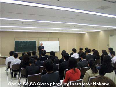 コトハナセミナー大阪第52,53クラス・オリエンテーション