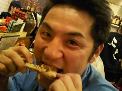 カエル食うネギ