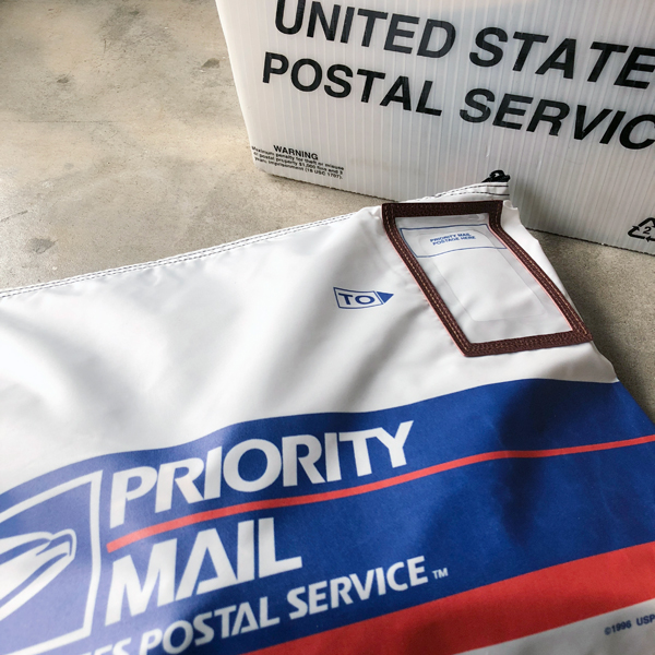 Usps Priority Mail Bag