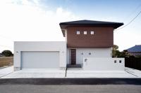 ガレージハウス01