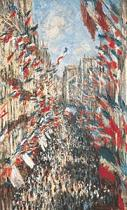 モントルグイユ街、1878年パリ万博の祝祭