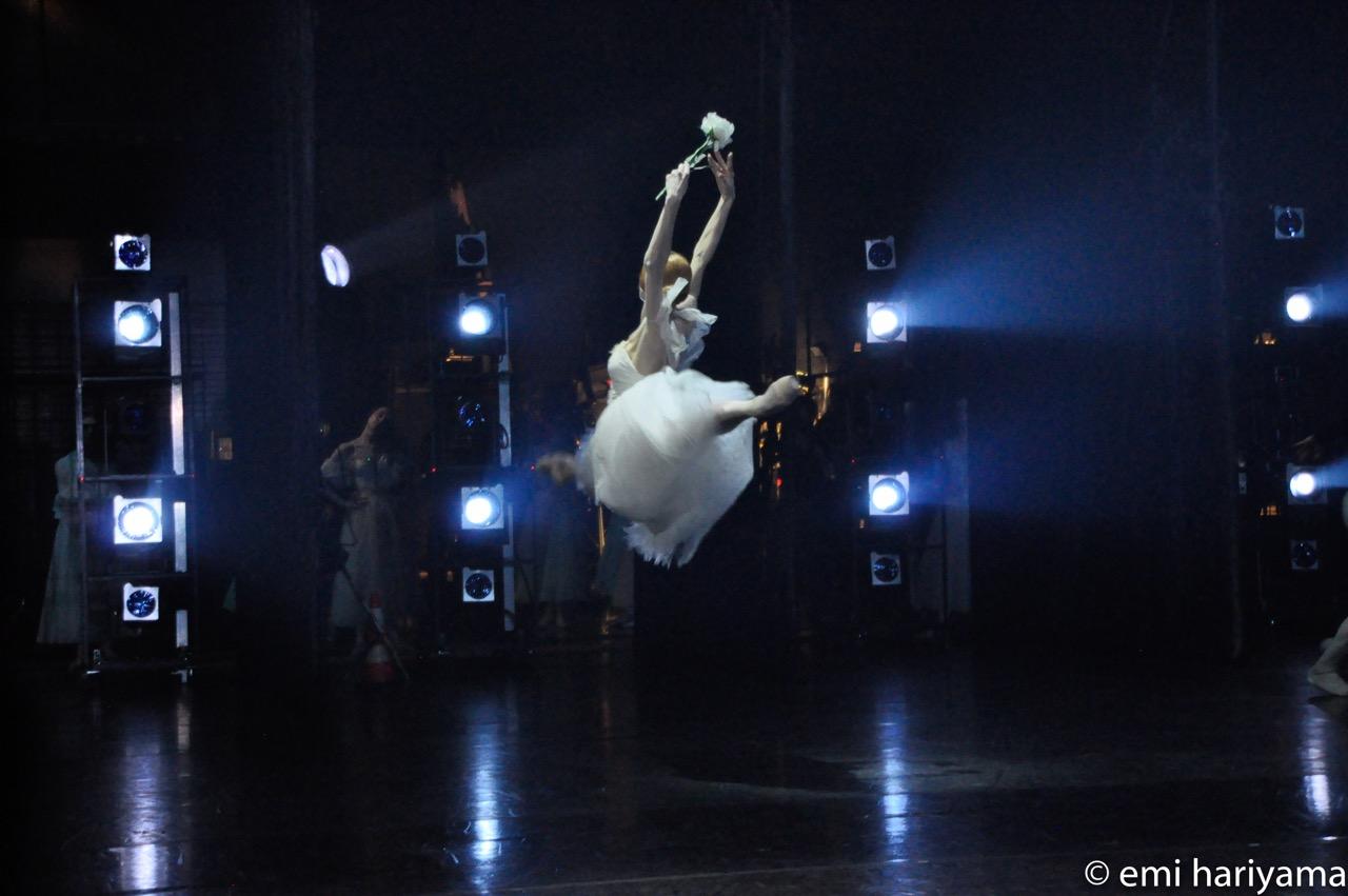 バレエ ワークショップ