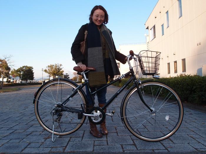 自転車の ミニ自転車カゴ : 自転車☆ガール | オオムラ ...
