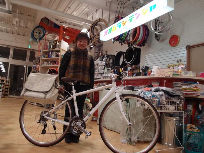 自転車☆ガール | オオムラ ...
