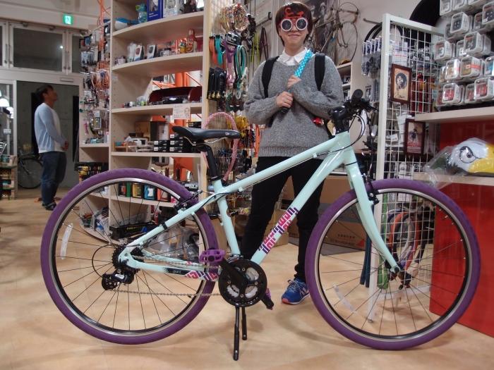 自転車の 自転車 軽い 早い : 自転車☆ガール | オオムラ ...